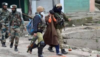 مقبوضہ کشمیر میں قابض بھارتی فورسز کی ریاستی دہشتگردی، مزید 4 افراد شہید