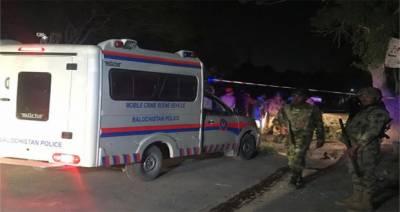 کوئٹہ دھماکے کا ایک اور زخمی پولیس اہلکار چل بسا