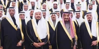 سعودی شاہی خاندان دو ہزار کھرب روپے سے زائد کے مالک