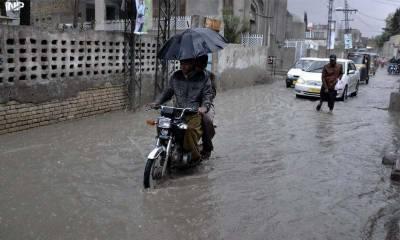 بلوچستان: بارشوں سے حادثات میں 3 افراد جاں بحق