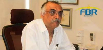 چیئرمین ایف بی آر شبر زیدی کی تعیناتی عدالت میں چیلنج