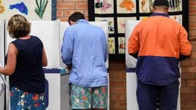 آسٹریلیا میں عام انتخابات کیلئے پولنگ کا آغاز
