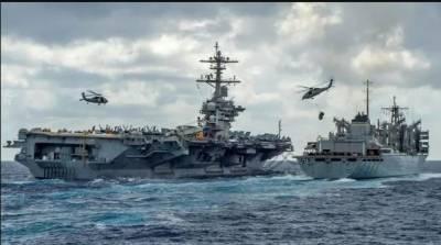 امریکہ کاخلیج کےاوپرسےگزرنےوالےکمرشل طیاروں کیلئےانتباہ جاری