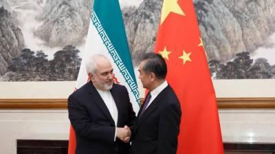 چین کی ایران پر یکطرفہ امریکی پابندیوں کی شدید مخالفت