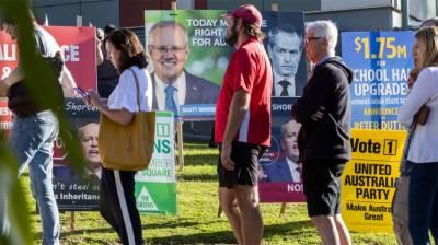 آسٹریلیاانتخابات،حکمران قدامت پسند اتحاد کو برتری حاصل