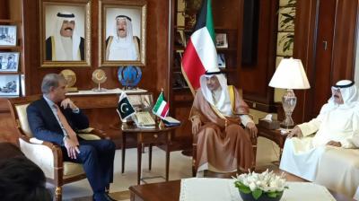 کویت پاکستان کیلئے ویزا پابندیوں کا ازسرنو جائزہ لے،وزیر خارجہ شاہ محمود قریشی