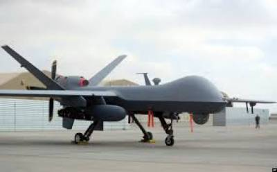 افغانستان میں امریکی جاسوس طیارے کا گاڑی پر میزائل حملہ،3 طالبان ہلاک