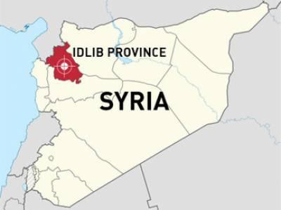 شام:روس کی حمایت یافتہ سرکاری فورسز کاادلب میں یکطرفہ جنگ بندی کا اعلان