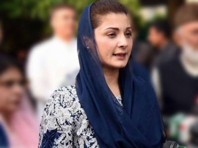 کٹھ پتلی اور جعلی وزیراعظم کو نہیں مانتی: مریم نواز