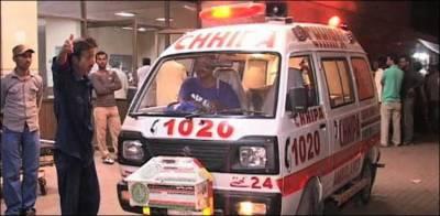 کراچی: زمین کے تنازع پر فائرنگ، 3 افراد جاں بحق
