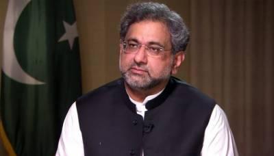 خواہش ہے حکومت مدت پوری کرے مگر ایسا نظر نہیں آ رہا: شاہد خاقان