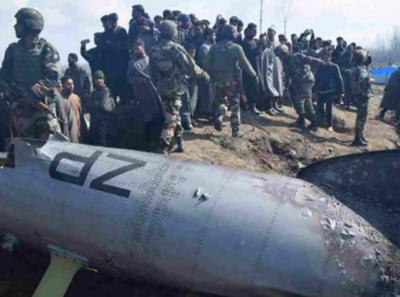 پاکستانی سمجھ کر اپنا ہی ہیلی کاپٹر مار گرانے پر بھارتی فضائیہ کے افسر کیخلاف کارروائی