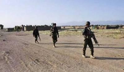 افغانستان: طالبان کیخلاف سکیورٹی فورسز کی کارروائی42 عسکریت پسند ہلاک