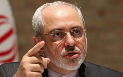 امریکا خطے میں بہت خطرناک کھیل کھیل رہا ہے، ایرانی وزیر خارجہ
