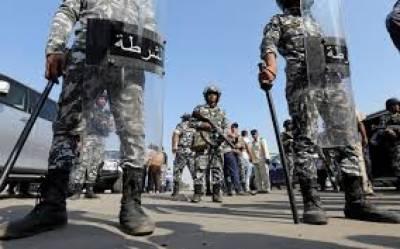مصر:سیکورٹی فورسز کے ساتھ جھڑپ میں 16 عسکریت پسند ہلاک