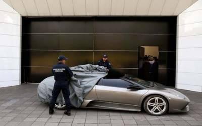 میکسیکو: جرائم پیشہ افراد کی ملکیتی پرتعیش مہنگی گاڑیاں نیلام کے لئے پیش