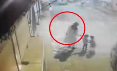 لاہورکے علاقے شادباغ سے 3 سالہ بچی اغوا
