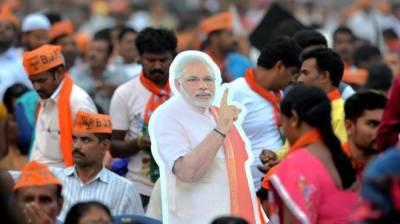بھارت میں عام انتخابات کیلئے ڈالے گئے ووٹوں کی گنتی شروع
