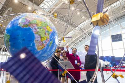 چین 2020 تک 8 بی ڈی ایس سیٹلائٹس خلاء میں بھیجے گا۔
