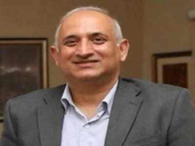 چیئرمین سرمایہ کاری بورڈ ہارون شریف عہدے سے مستعفی