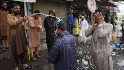 محکمہ موسمیات نے کراچی میں 'ہیٹ ویو' الرٹ جاری کردیا