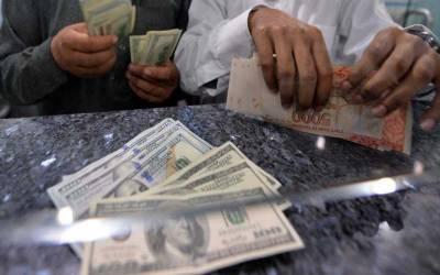 انٹربینک مارکیٹ میں ڈالر کی قیمت میں کمی,اوپن مارکیٹ میں ڈالر 153 روپے کی سطح پر برقرار