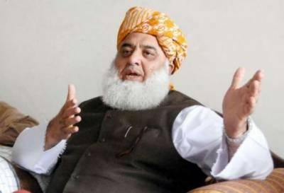 ناجائز حکومت کو مزید ایک دن بھی نہیں دے سکتے۔ مولانا فضل الرحمان