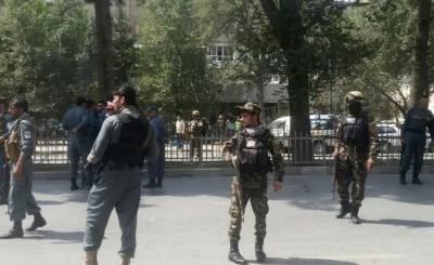 غزنی ، کاربم دھماکے میں2پولیس افسرہلاک