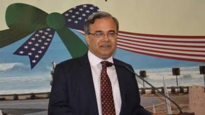 امریکہ میں پاکستانی سفیر نے پاکستان میں کسی بھی دہشتگردگروپ کی موجودگی کومسترد کردیا