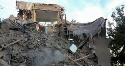 افغانستان میں 2 فضائی حملوں میں 14 شہری ہلاک