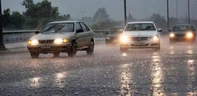 لاہور سمیت پنجاب کے مختلف علاقوں میں بارش
