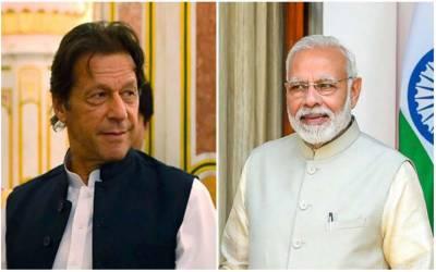 بھارت علاقائی امن ترقی کو ہمیشہ فوقیت دیتا ہے ،مودی کا عمران خان کو جواب