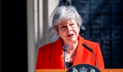 برطانوی وزیراعظم کا جذباتی انداز میں مستعفی ہونے کا اعلان
