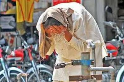 کراچی میں آج سے ہیٹ ویو کا خدشہ، پارہ 42 ڈگری تک جانے کا امکان