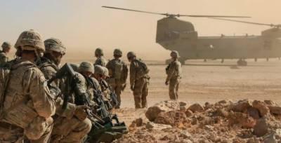 امریکی فوج مشرقی وسطیٰ پہنچے گی، ٹرمپ نے منظوری دے دی
