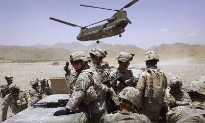 امریکا کامشرق وسطیٰ میں مزید ڈیڑھ ہزار فوجی بھیجنے کا فیصلہ