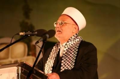 زیادہ سے زیادہ فلسطینی مسجد اقصیٰ میں حاضری یقینی بنائیں۔ امام مسجد اقصیٰ