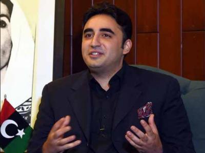وزیراعظم عمران خان کی نیب کو بلیک میلنگ کی مذمت کرتا ہوں، بلاول بھٹو زرداری