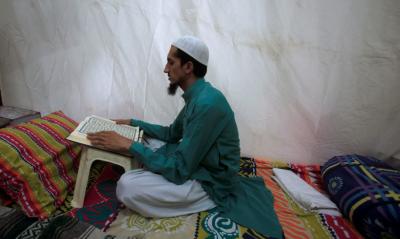 وفاقی دارالحکومت اسلام آبادسمیت ملک بھر میں لاکھوں فرزندان اسلام اعتکاف بیٹھ گئے