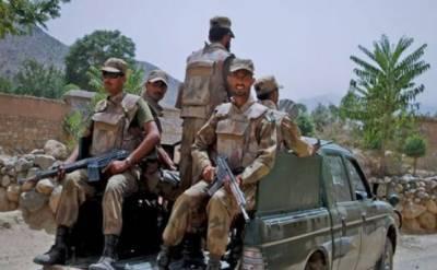شمالی وزیرستان: سیکیورٹی چیک پوسٹ پر فائرنگ سے 5 اہلکار زخمی