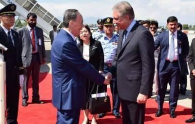 چین کے نائب صدر 3 روزہ دورے پر اسلام آباد پہنچ گئے