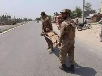 شمالی وزیرستان: دہشت گردوں کا چیک پوسٹ پر حملہ، کوئٹہ میں 2 دہشت گردہلاک