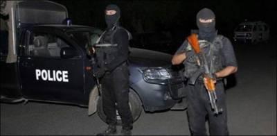 سی ٹی ڈی کی سیالکوٹ میں کارروائی، 2 دہشت گرد گرفتار