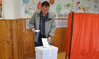 یورپی پارلیمنٹ نے 6 ریاستوں کے نتائج کا اعلان کر دیا