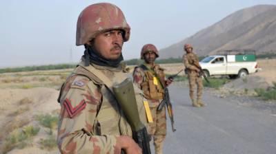 کوئٹہ،سکیورٹی فورسز کے ساتھ فائرنگ کے تبادلے میں دہشت گرد ہلاک