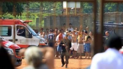 برازیل،قیدیوں میں تصادم،15ہلاک