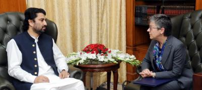 پاکستان تجارت، تعلیم اور دیگر شعبوں میں آسٹریلیا کے ساتھ تعاون بڑھانے کا خواہاں