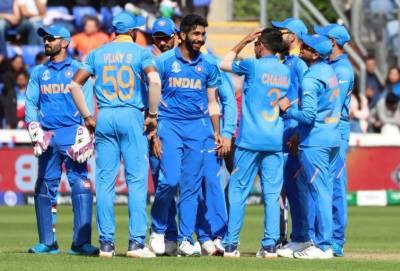 بھارت نے بنگلہ دیش کو 95 رنز سے شکست دیے دی