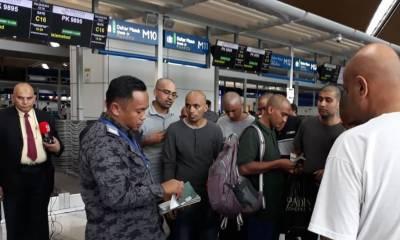 ملائیشیا میں پھنسے پاکستانیوں کی وطن واپسی کے لیے خصوصی طیارہ کوالالمپور پہنچ گیا