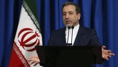 ایران مشرق وسطیٰ میں کشیدگی کو کم کرنے کیلئے خلیجی عرب ملکوں کے ساتھ مذاکرات کیلئے تیارہے:ایرانی نائب وزیرخارجہ